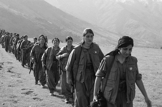 melike-kurda-kurdistan-resistencia