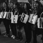 Las marchas son la vitalidad de la protesta social