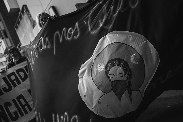 mujeres-protesta-movilizacion-femicidio-hartas