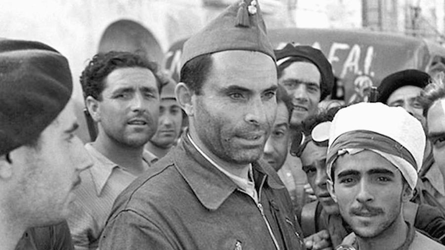 Homenaje a Buenaventura Durruti, a 80 años de su asesinato