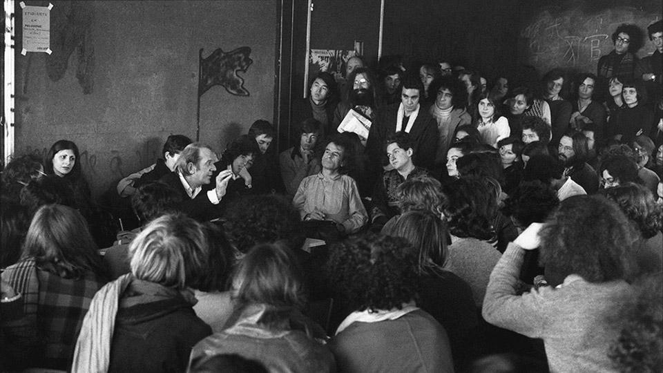 Toni Negri sobre Deleuze, entrevista