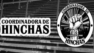 Tablones sublevados: la Coordinadora de Hinchas
