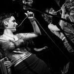Diez Ninfas celebran a Gilda: ofrenda de ritmo y flores