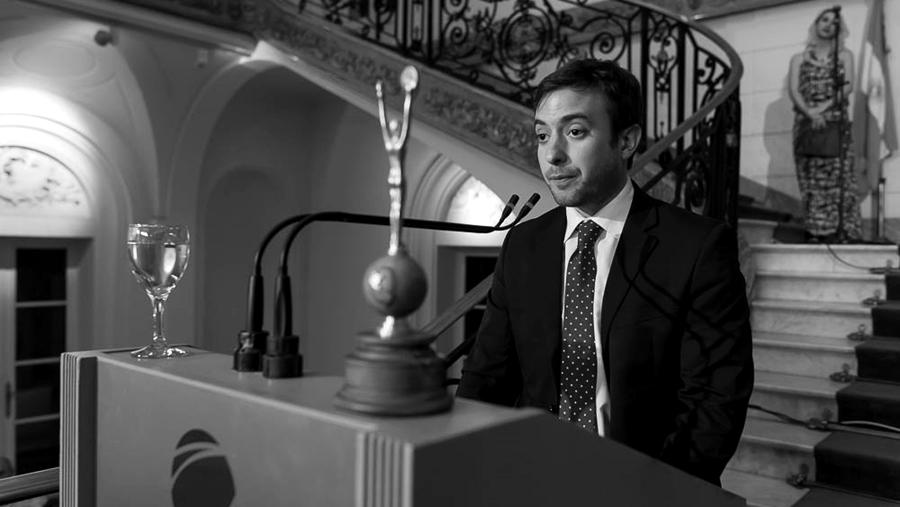 Agustín Laje: el que sobresale en Córdoba