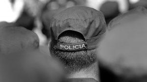 La policía es algo más que una inmensa estepa azul