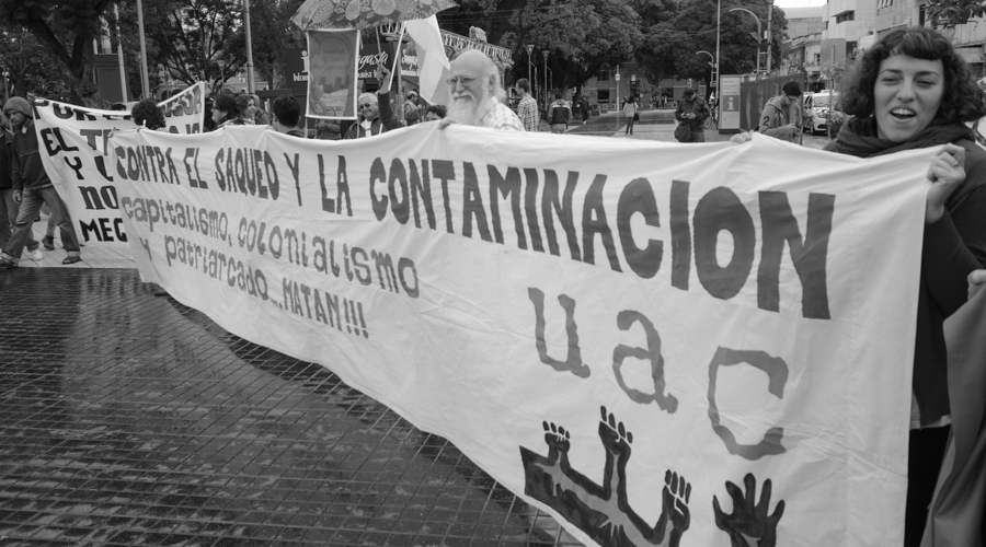 Asambleando y luchando: 27 Encuentros de la Unión de Asambleas Ciudadanas
