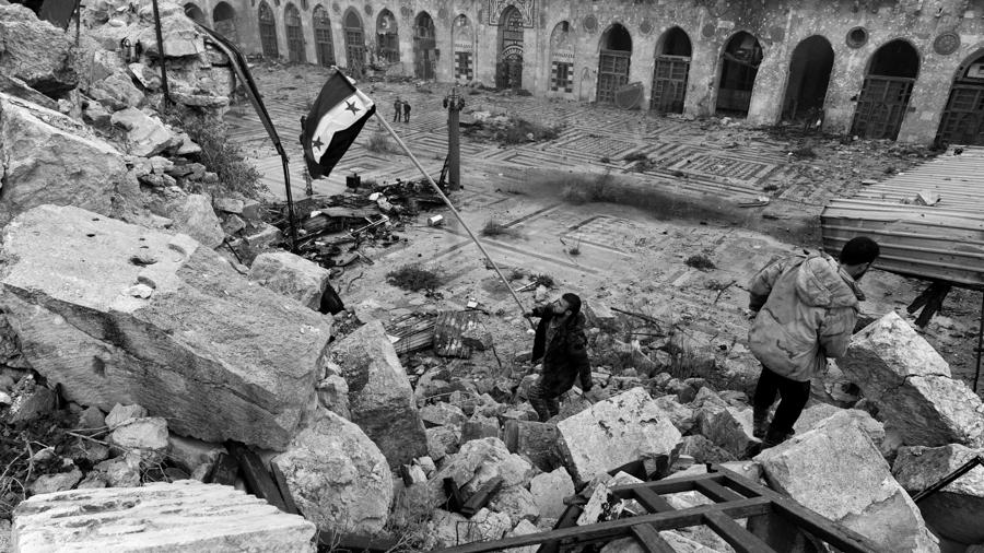 La Conquista de Alepo