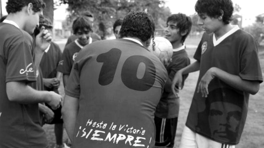 """El fútbol como derecho: a 10 años de """"El Che"""""""