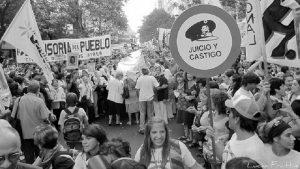 La Plata: perpetua a seis ex policías que operaron en la última dictadura militar