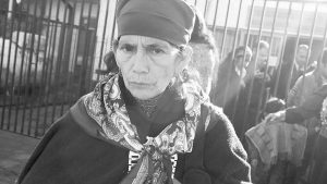 Machi Francisca Linconao en huelga de hambre