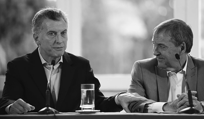 Maurico Macri Announces the Return of ANSES Funds