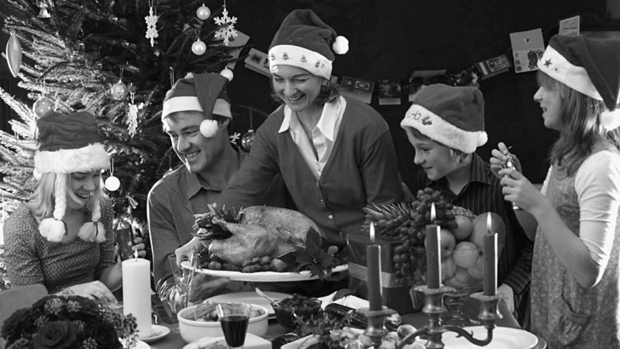 Cena de navidad y el juego de las masculinidades