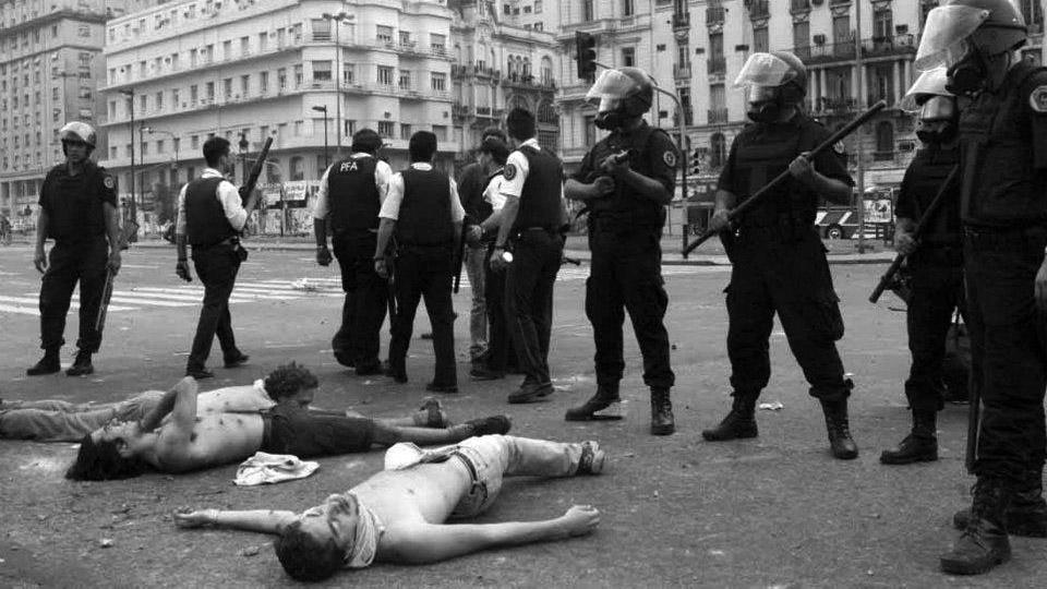 represion2001