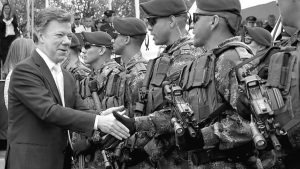 Colombia: Santos anunció ingreso a la OTAN