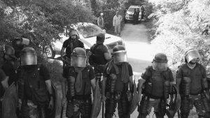 Guaraníes reclaman por sus tierras y exigen la libertad de detenidos