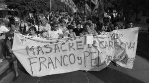 A seis años de la Masacre de Carcova: ser joven y vivir de la economía popular