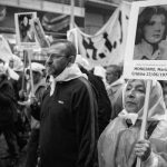 """""""Los partícipes civiles impunes del genocidio, hoy gobiernan junto a Macri"""""""