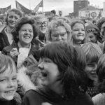 ¿Cómo fue la huelga de mujeres de Islandia?