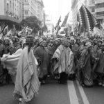 La marcha de los que aman a su tierra