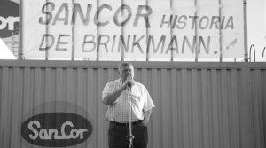 """""""SanCor nació como respuesta a la crisis del '30, la salida tiene que venir también por ahí"""""""
