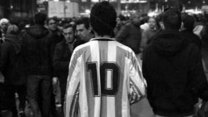 El día que fui Maradona