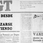 La CGTA, la mayor experiencia de lucha antiburocrática sindical de Argentina