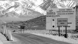 """Barrick Gold va a juicio por el """"mayor desastre ambiental de la historia minera"""""""
