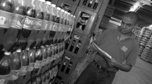 Bloquearon la planta de Coca-Cola ubicada en Montecristo