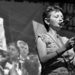 """Eugenia Cabral: """"La poesía política no es apreciada por la crítica"""""""