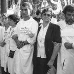 El desprestigio y ataque a la lucha docente como política de Estado