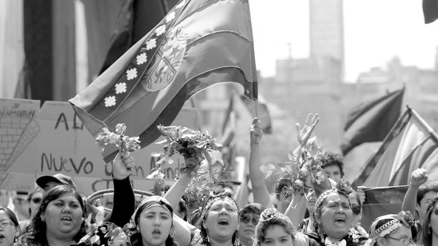 mapuches feministas lucha 0