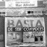 La Pampa: grave denuncia por abuso de menores en el Club Mac Allister