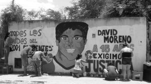 Llevan 15 años esperando justicia para David Moreno