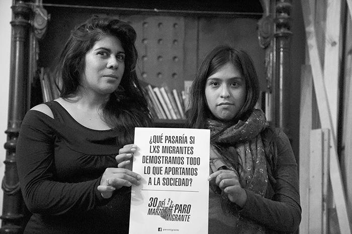 paro nacional migrante argentina xenofobia 3