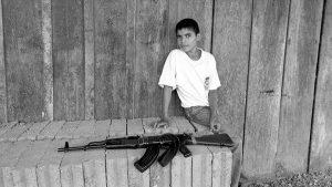 Colombia: desarmar las palabras