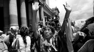 """Guatemala: """"La violencia contra las mujeres viene siempre de parte del Estado"""""""