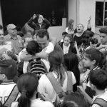 Profesor Matías Malfante: ¿Despedido por luchar!
