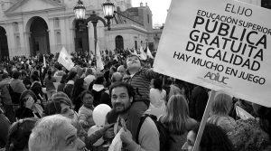 Ayer y hoy en defensa de la educación pública