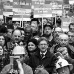 Francia Insumisa pisa fuerte en la última semana de campaña