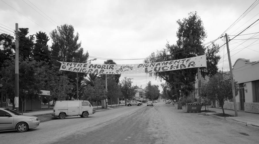 """Corte selectivo en San Juan: """"A la Barrick la echamos entre todos"""""""