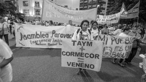 De Taym a Cormecor: un desborde anunciado