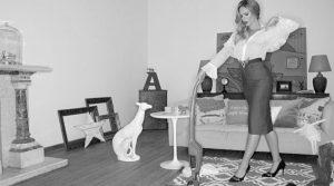 La aspiradora doméstica