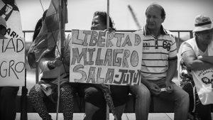 """Gils Carbó dictaminó que la detención de Milagro Sala """"es ilegal y debe ser dejada sin efecto"""""""