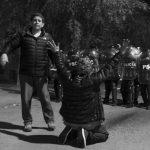 Crisis, ajuste y represión en Santa Cruz