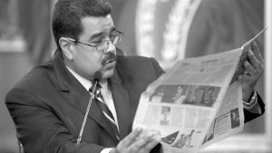 Venezuela: cinco reflexiones sobre el golpe (desinformativo)