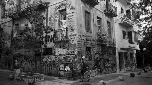 Ante el ajuste, los anarquistas toman las riendas en Grecia