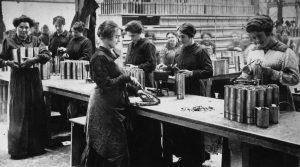 Las mujeres argentinas en el primer Día Internacional de los Trabajadores
