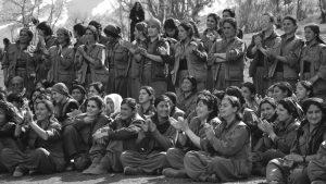 Resistir y crear otro mundo en el Kurdistán