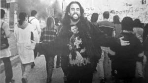 Darío Santillán: iconografía de un gesto
