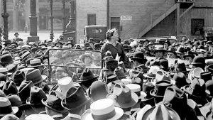 Emma Goldman y el feminismo anarquista